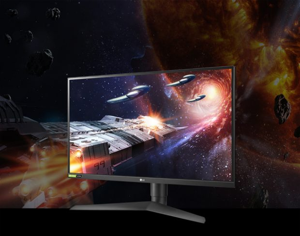 LG, monitor gaming ultraveloci