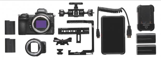 Nikon, il kit ideale per i filmmaker