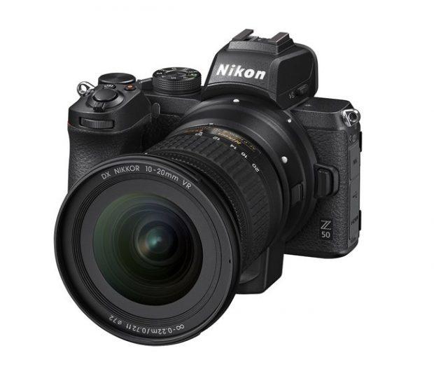Nikon Z 50, la prima 'Z' in formato DX