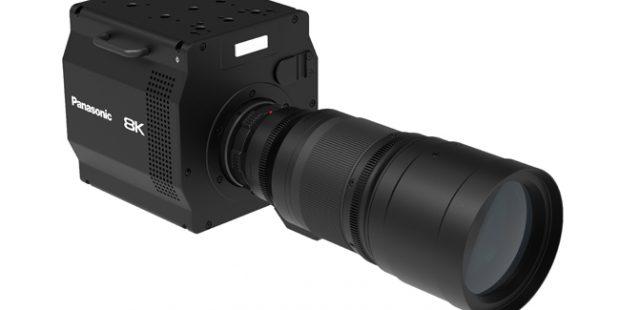 Panasonic AK-SHB800, la base di un sistema 8K
