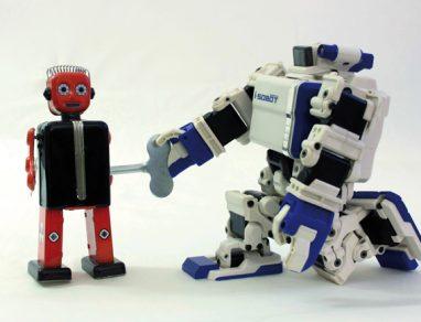 Io, Robotto automi da compagnia