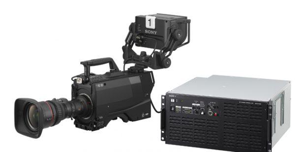 Sony UHC-8300, sempre più 8K