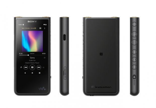 Sony NW-ZX507, il super Walkman