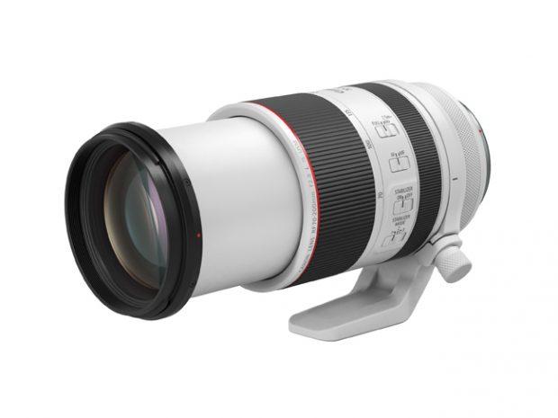 Canon RF 70-200mm F2.8L IS USM, il trio è completo
