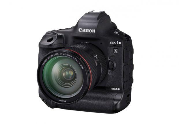 Canon EOS-1DX Mark III, Canon al massimo