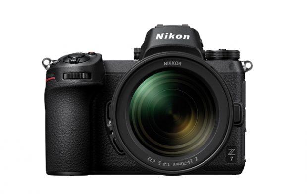 Fotocamera mirrorless Nikon Z7