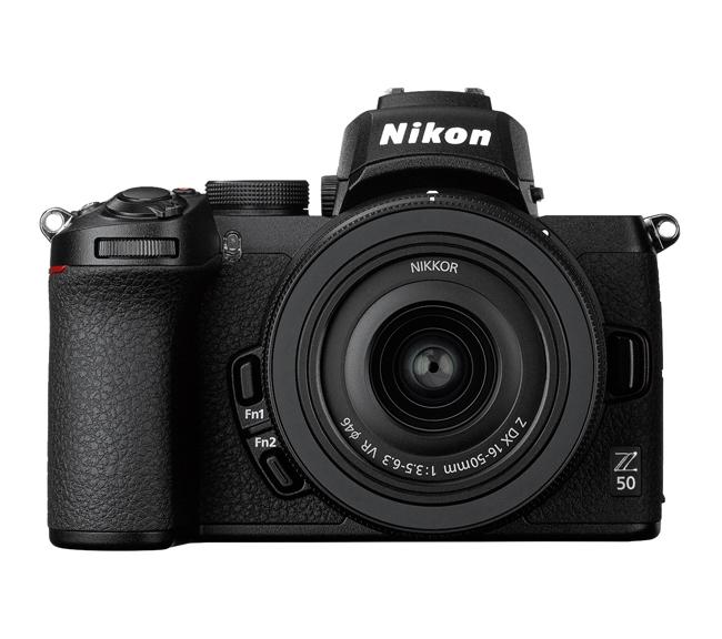 Nikon-Z-50