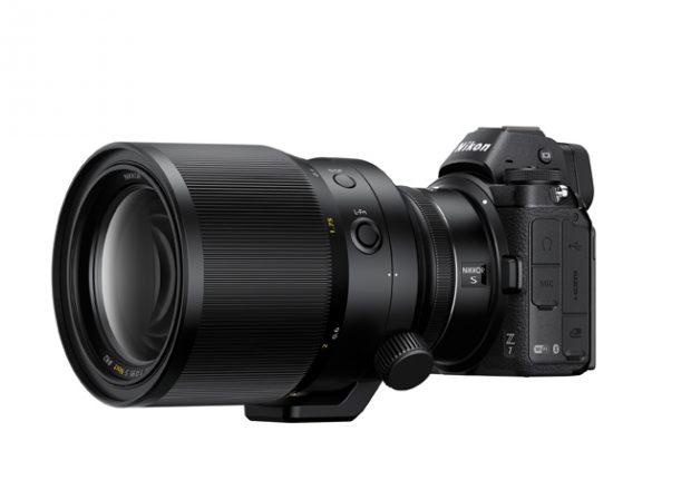 Nikon, ecco il Nikkor Z 58mm f/0.95 S Noct da record