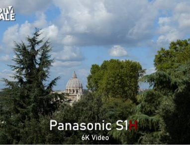 Panasonic Lumix DC-S1H video test