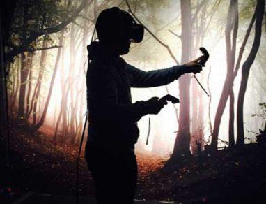 Virtual Reality Experience - Tree