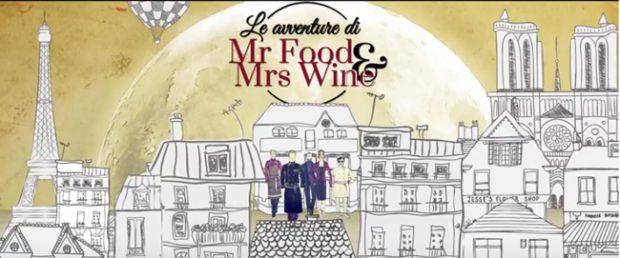 Le Avventure di Mr Food & Mrs Wine
