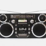 Boombox, CD&cassette player versione 2.0