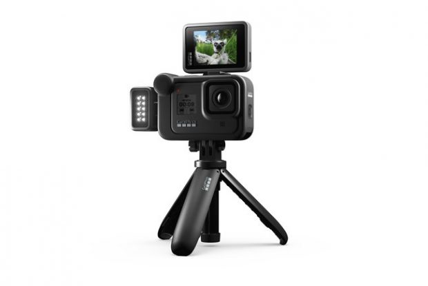GoPro, ecco i 'Mod' luce e touch-screen