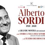 Alberto Sordi 1920-2020, un centenario a casa del Maestro