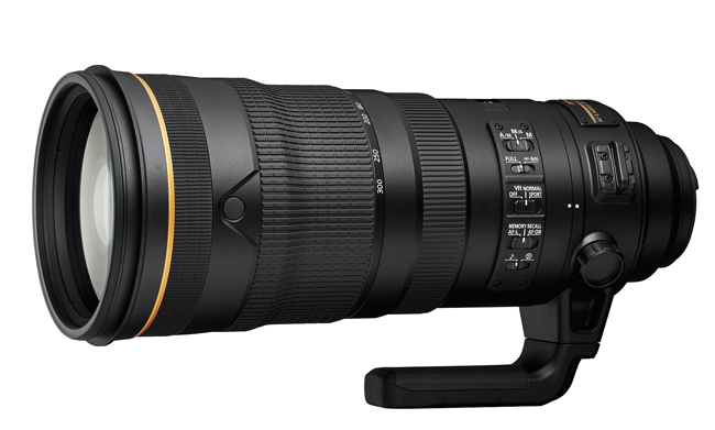 Nikon Nikkor 120-300