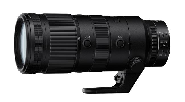 Nikon Nikkor Z70-200