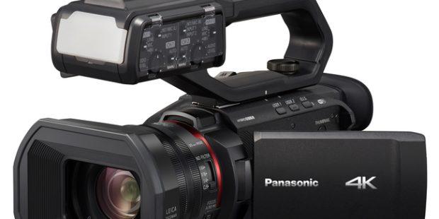 Panasonic HC-X1500 e HC-X2000, al CES i nuovi camcorder 4K