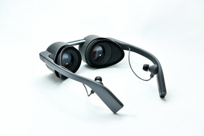 Panasonic VR Glass