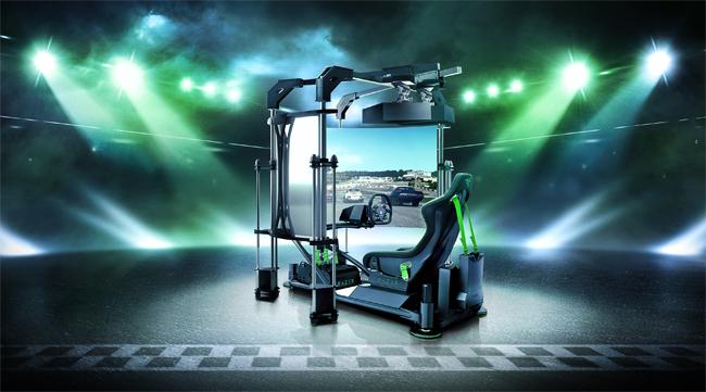 Razer Eracing Simulator