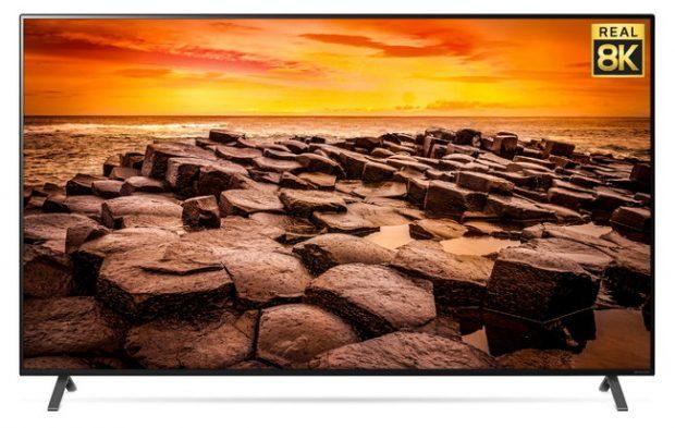 LG al CES 2020, nuove TV nel segno dell'8K