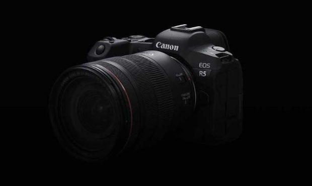 La mirrorless 8K di Canon si chiama EOS R5