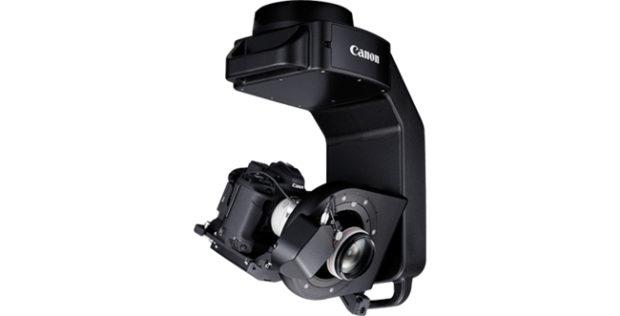 Canon CR-S700R, sistema robotizzato per fotografi sportivi e non solo