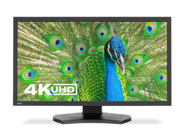 Nec MultiSync PA311D, nuovo monitor top di gamma 4K
