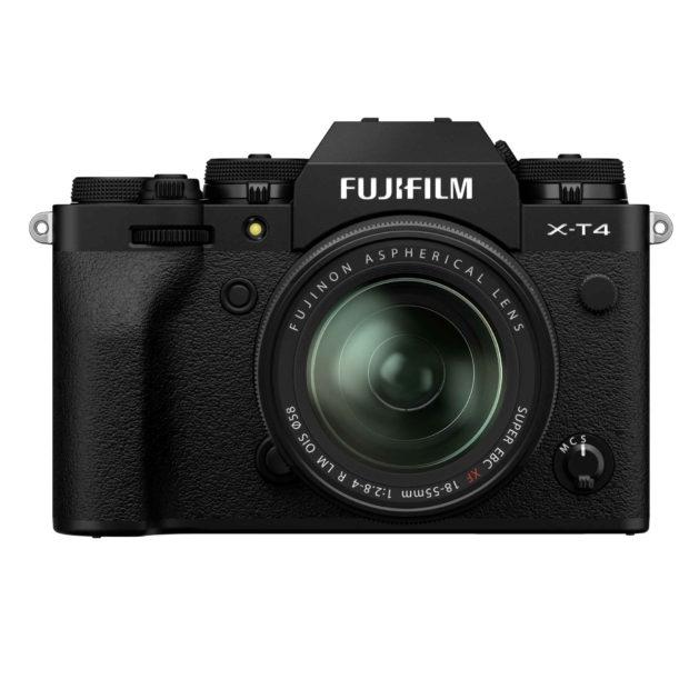 Fujifilm X-T4, compatta premium