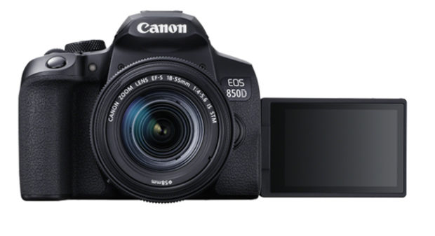 Canon EOS 850D, la reflex entry-level del futuro