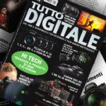 Tutto Digitale 136 è disponibile in edicola e online