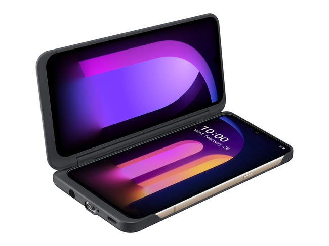 LG ThinQ Dual Screen