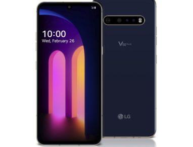 LG ThinQ V60 5G