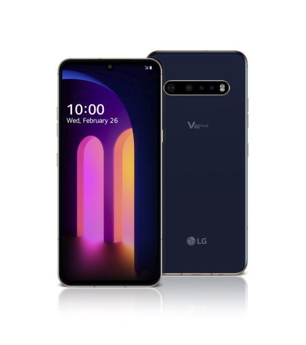 LG V60 ThinQ 5G, lo smartphone che registra video 8K e diventa 'Dual Screen'