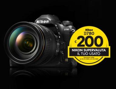 Nikon Promozione Marzo 2020
