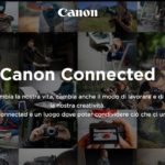 Canon, ecco Canon Connected