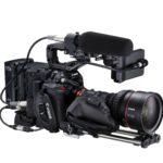 Canon EOSC300 Mark III, piccola e potente