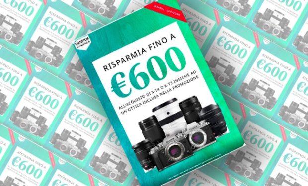 Fujifilm, promozione speciale per X-T4 o X-T3 e ottiche XF