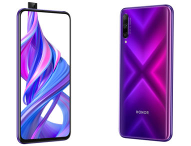 HONOR 9X Pro Phantom Purple_0