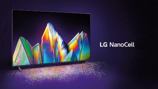 LG, arrivano i TV OLED e Nanocell per il 2020