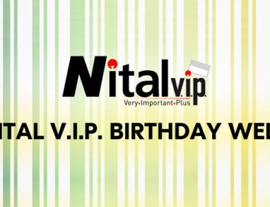 Nital V.I.P. birthday week