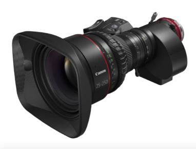 Canon CN S Cine-Servo CN10X25 IAS