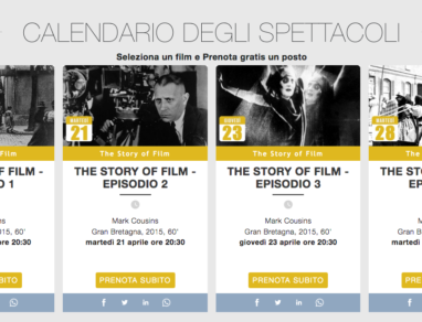 The Story Of Film di Mark Cousins