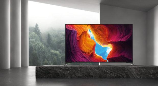 Caratteristiche e  prezzi dei nuovi TV Sony XH95