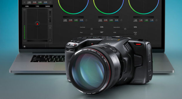 Blackmagic Design abbassa il prezzo di Pocket Cinema Camera 6K