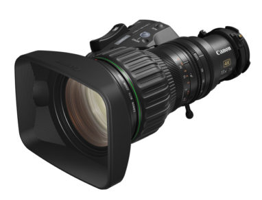 Canon zoom broadcast