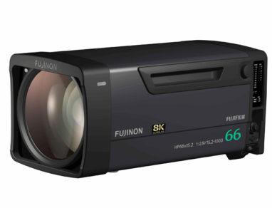 Fujinon HP66X15.2ESM 8K