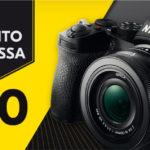 Nikon Z50, sconto immediato di 100 euro
