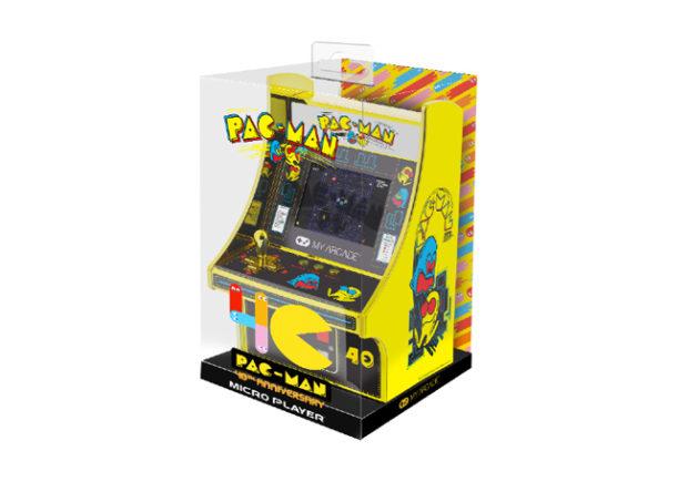 Torna Pac-Man in versione arcade… da tavolo