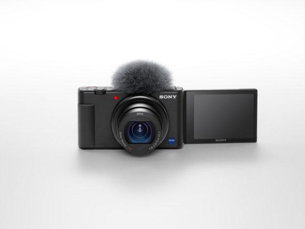 Sony ZV-1 è la nuova compatta per i vlogger