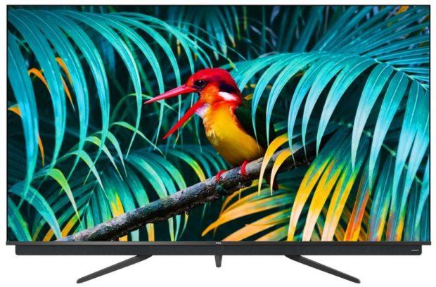 TV UHD TCL QLED C71 e C81, svelati i prezzi per l'Europa